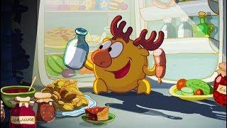 Азбука здоровья - Правильное питание - Сборник | Смешарики 2D. Обучающие мультфильмы