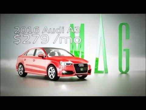 MAG Audi A3 TV spot - YouTube