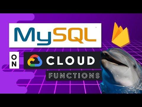 MySQL with Firebase?