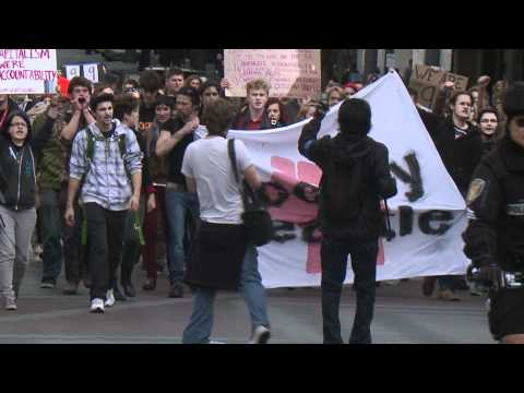 Dorli Rainey: 84-year-old activist, Occupy Seattle demonstrator