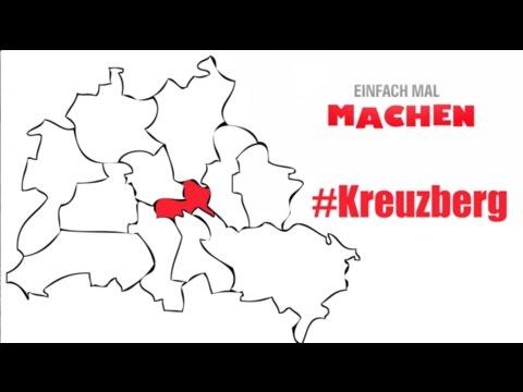 Einfach Mal Machen - 22 - Berlin-Guide #1 Kreuzberg