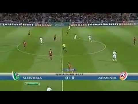 Словакия-Армения 0-4 полная игра Slovakia-Armenia 0-4  All Game