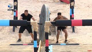 Survivor - Jador si Morosanu rup traseul in doua! Sfaturi pretioase pentru echipa!
