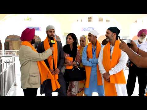 Canadian Sikh's Views After Pakistan Yatra And ETPB Message