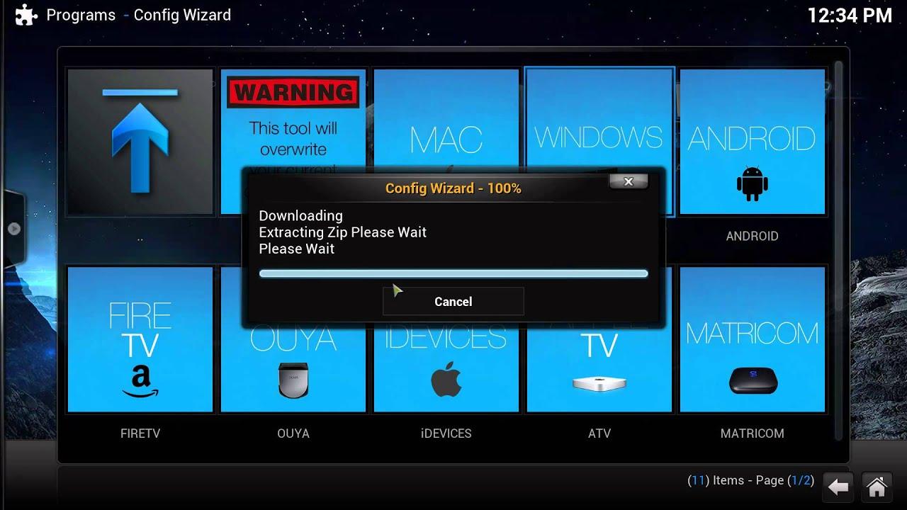 xbmc for windows setup free