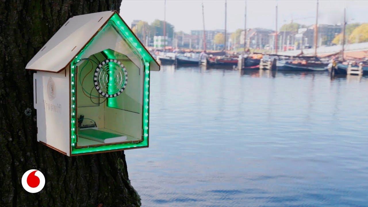 Wifi gratis para los barrios que menos contaminen