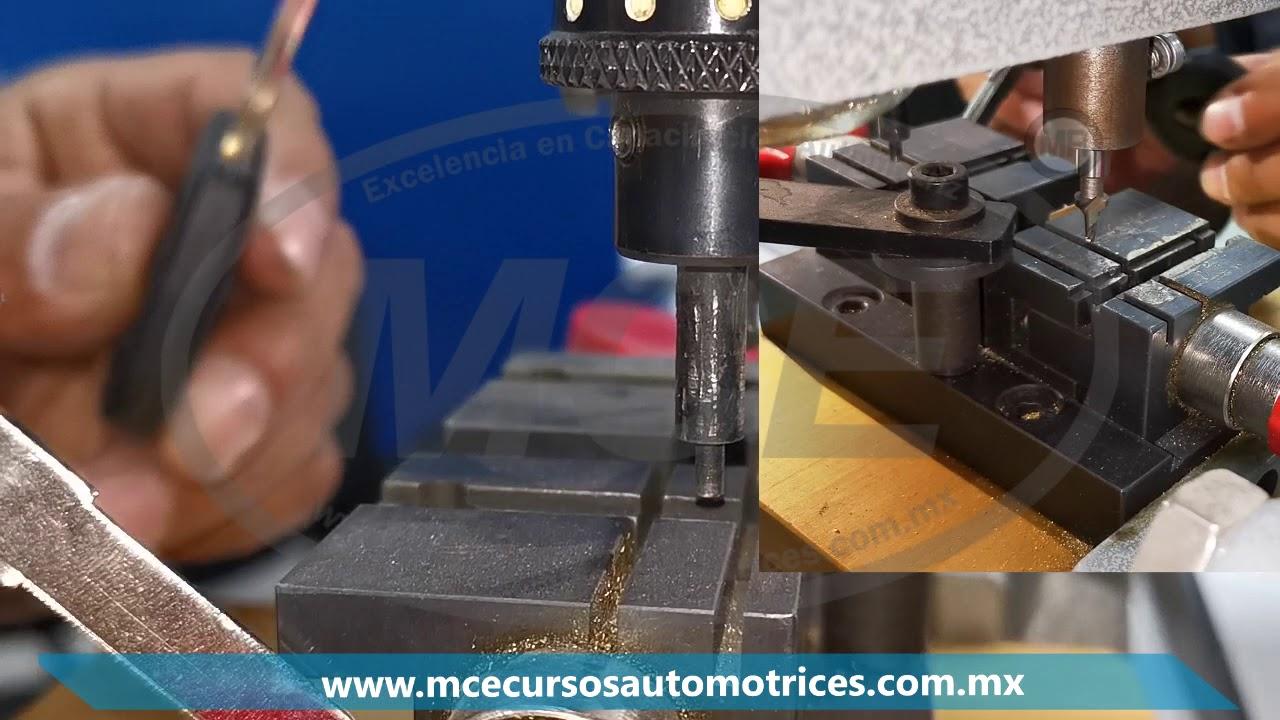 2 ►🔑🔑¿Cómo Calibrar Máquina Puntos para una Hechura de Llaves PERFECTA? [Método Fácil]🔑🔑