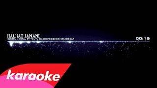 """Halkat Jawani - Karaoke/Instrumental with Lyrics (from """"Heroine"""", 2012)"""