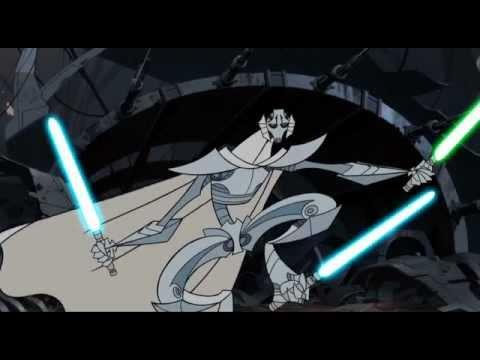Youtube filmek - Star Wars: A klónok háborúja Pt.5