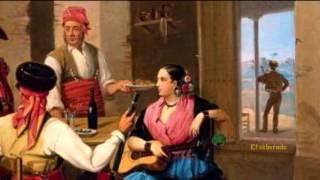Pintura; escuela sevillana (I). Romanticismo español. Nana de Sevilla. F. García Lorca.