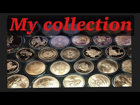 Why Copper Rounds. My Collection