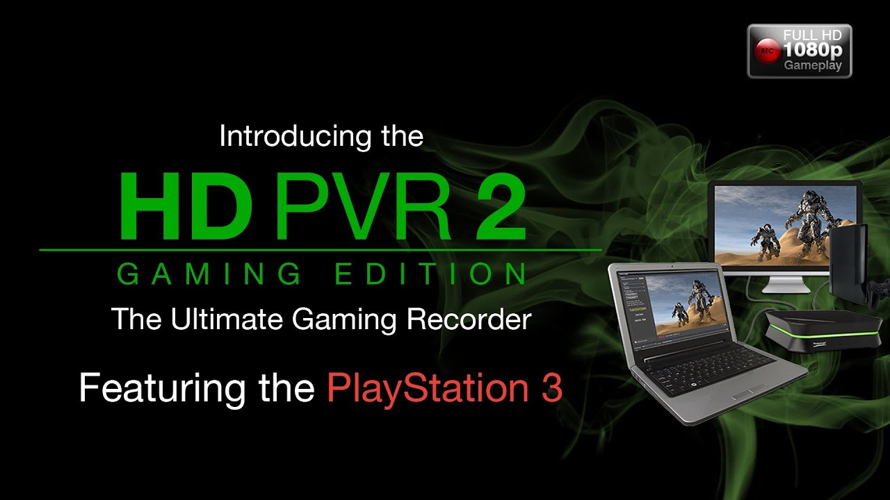 Hauppauge | HD PVR 2 Gaming Edition Plus model 1504 Product