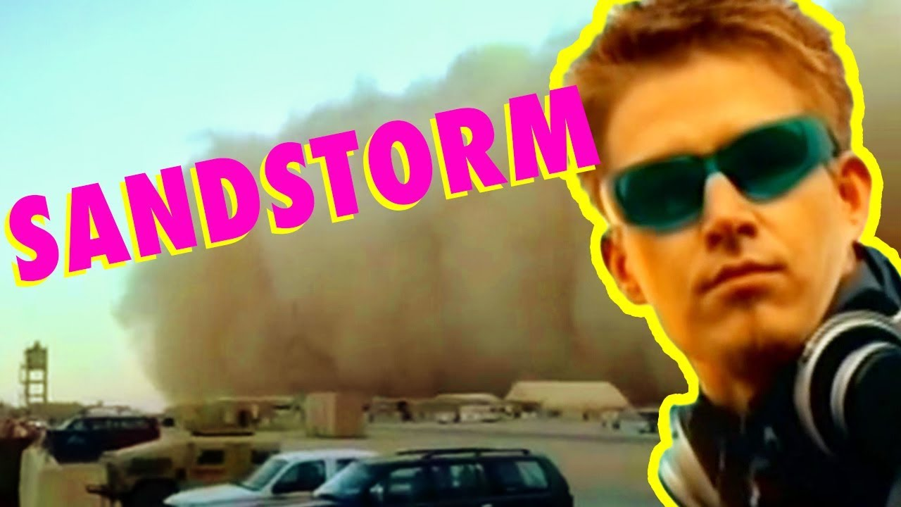 Darude Sandstorm MADE FROM A S...