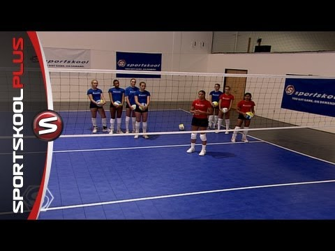 Improve your Volleyball Attack with Olympic Gold Medalist Misty May