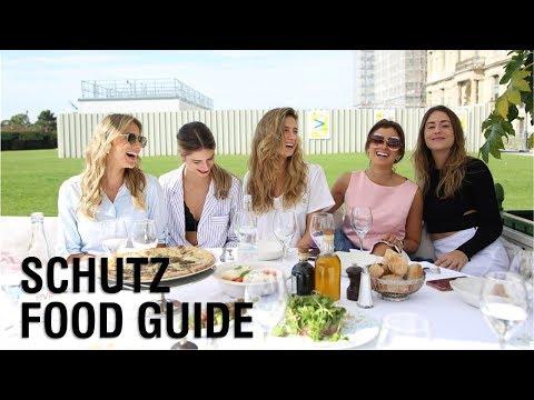 SCHUTZ FOOD GUIDE: Paris - St. Tropez