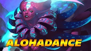 ALOHADANCE SPECTRE - Dota 2 Pro Gameplay