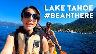 Bean Trailer – TEARDROP Road Trip to Lake Tahoe