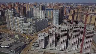 видео ЖК Новокосино-2