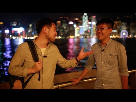 A day in the life of a Hong Kong teen