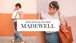 Madewell Plus Size Try-On Haul | Summer Outfits