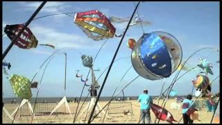 Spectacular Oostende Kite Festival, Belgium 2011