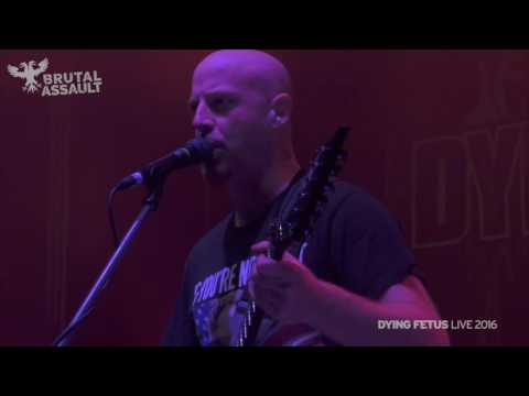 Brutal Assault 21 - Dying Fetus (live) 2016