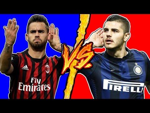 Milan VS Inter - Battaglia Rap Epica - Manuel Aski