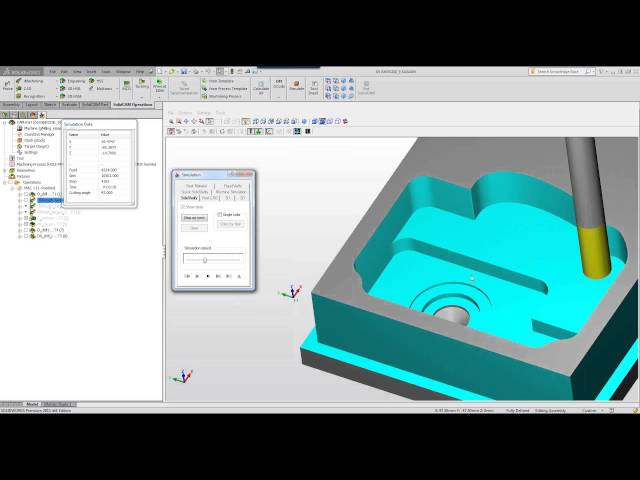 iMachining 3D for Prismatic Parts - Webinar 1