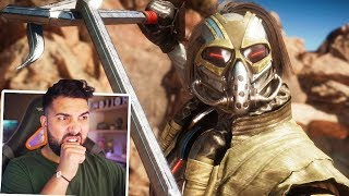 KABAL IS SO GOOD in Mortal Kombat 11