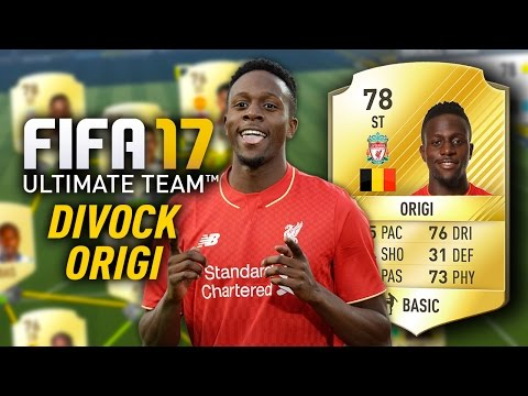 FIFA 17 DIVOCK ORIGI (78) PLAYER REVIEW! FIFA 17 ULTIMATE TEAM