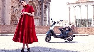 宮本彩菜のローマの休日 Ayana Miyamoto shooting@ Rome for ELLE JAPON 宮本彩菜 動画 13