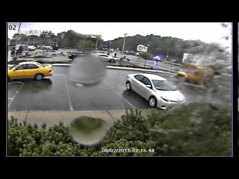 Incident at CVS parking lot in Roslindale