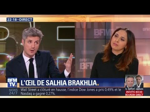 L'oeil de Salhia Brakhlia : B. Al-Assad à la Ghouta orientale. Décryptage des vidéos de propagande !