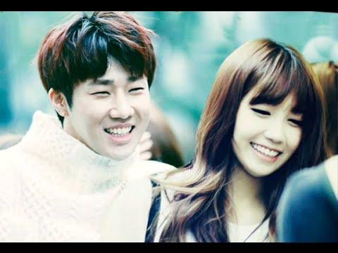 Sunggyu und eunji Dating