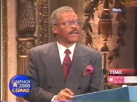Democratic Primary Debate 2000 (2/21/00)