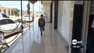 الأطراف الصناعية بارقة أمل لضحايا الحرب في سوريا