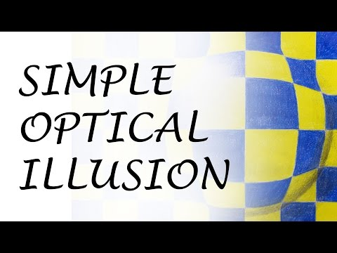 How to Create a Simple Optical Illusion