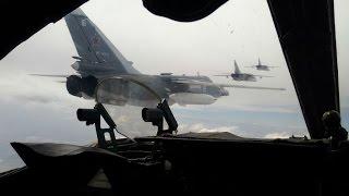 Syrie : Un avion de chasse russe abattu par la Turquie à la frontière syrienne