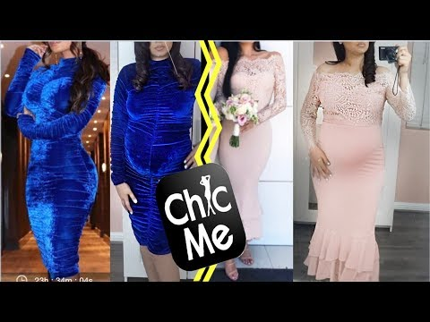 Maternity Party and Photoshoot Dress Ideas – Chic Me