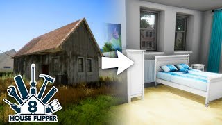 House Flipper - Part 8 - CHEAPEST HOUSE IN THE GAME