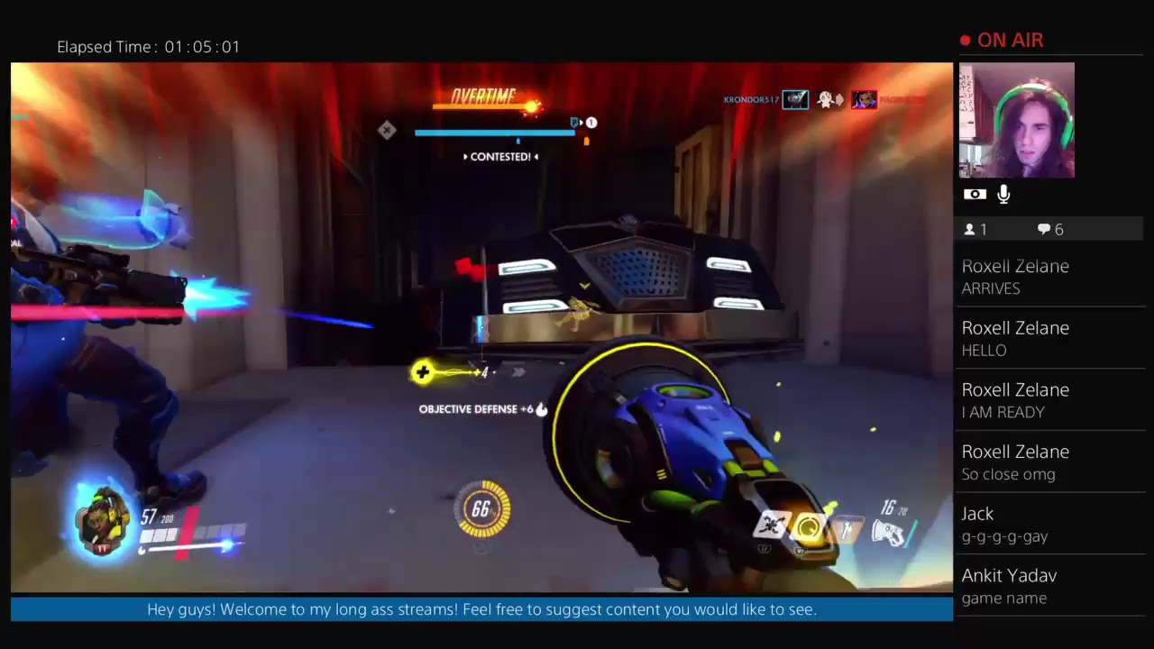 Overwatch - Few Games Before Bed