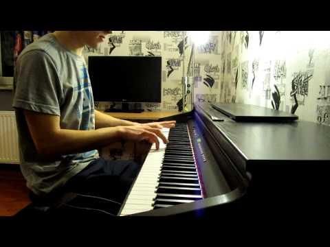 Dragonball Z Chala- Head- Chala (Piano)