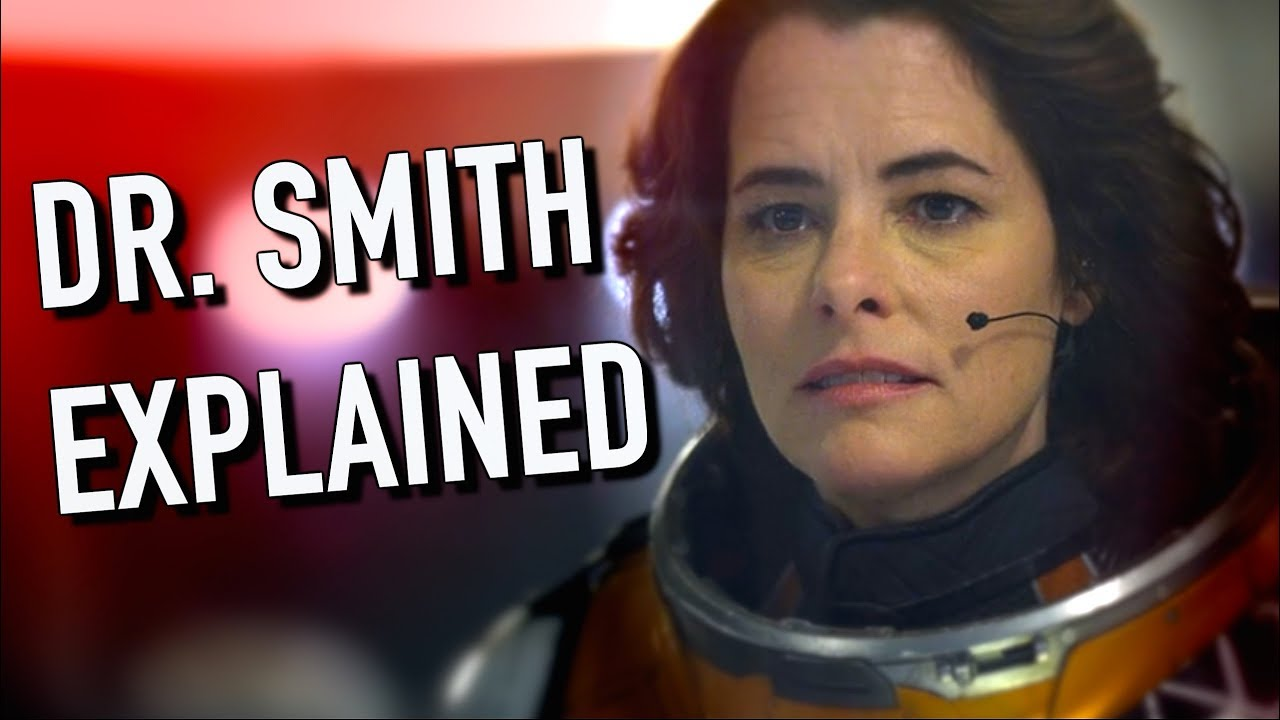 Why We Hate Dr Smith Lost In Space 2018 Explained Youtube