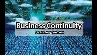 Business Continuity Concepts | CompTIA IT Fundamentals FC0-U61 | 6.7