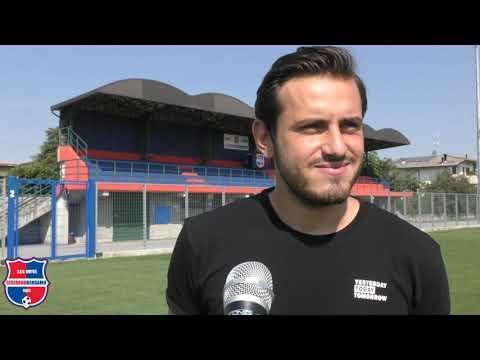 Giovanni Giovanditti saluta il calcio giocato: prosegue l'avventura nel settore giovanile rossoblù