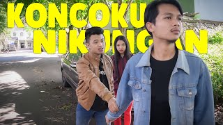 Gambar cover KONCOKU NIKUNGAN - BAYU G2B ( UnOfficial Video )