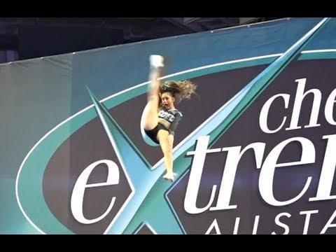 Cheer Extreme Coed Elite Showcase 2018 ~ MULTI CAM