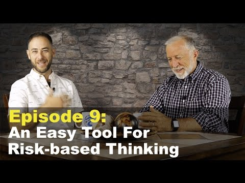 Episode 9: Master Risk-based Think With This Easy Model