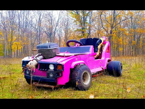 Barbie Hummer Готов! / Дрифт и Тест-Драйв😈😱 🔥