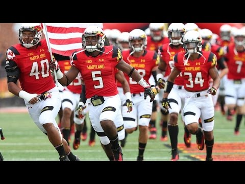 "Maryland Terrapins Football 2016-17 Season Hype || ""Terrapins Under Pressure"" 